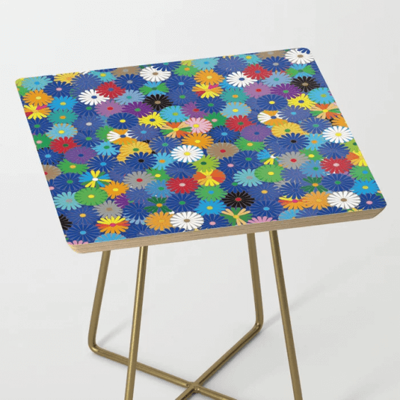 ryoran-001-ao-side-table