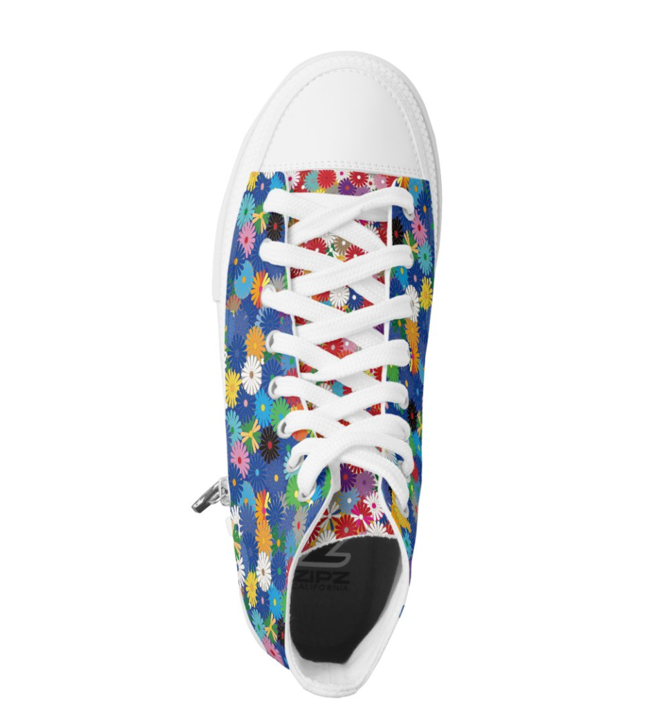rYoRan_aO_custom High top Sneakers
